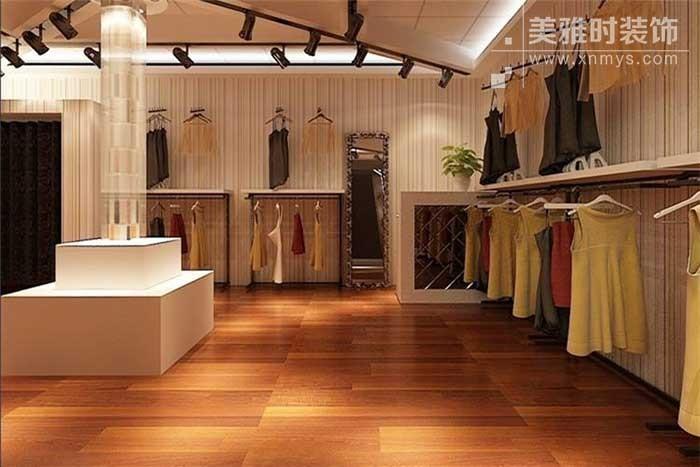 昆明女装专卖店装修设计有哪些需要注意的地方