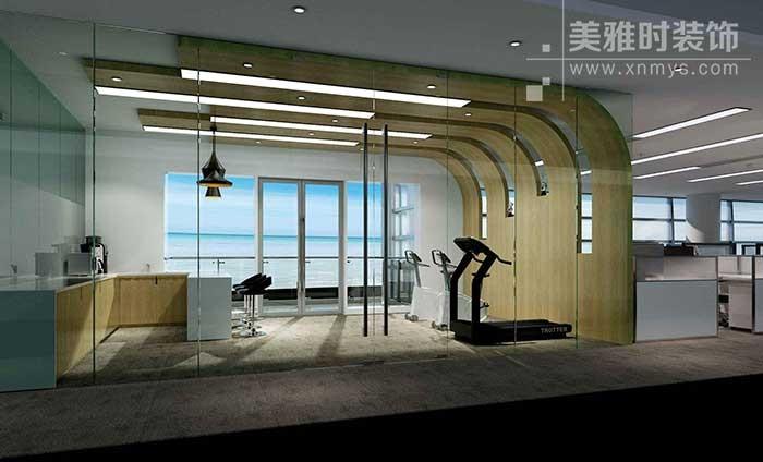 办公室装修公共休息区如何设计