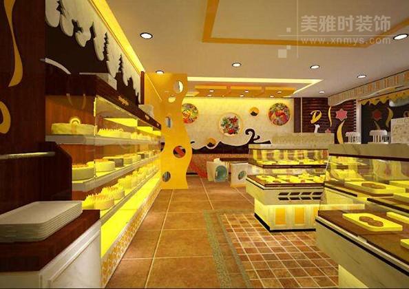 昆明甜品店装修设计技巧,昆明面包店要如何装修