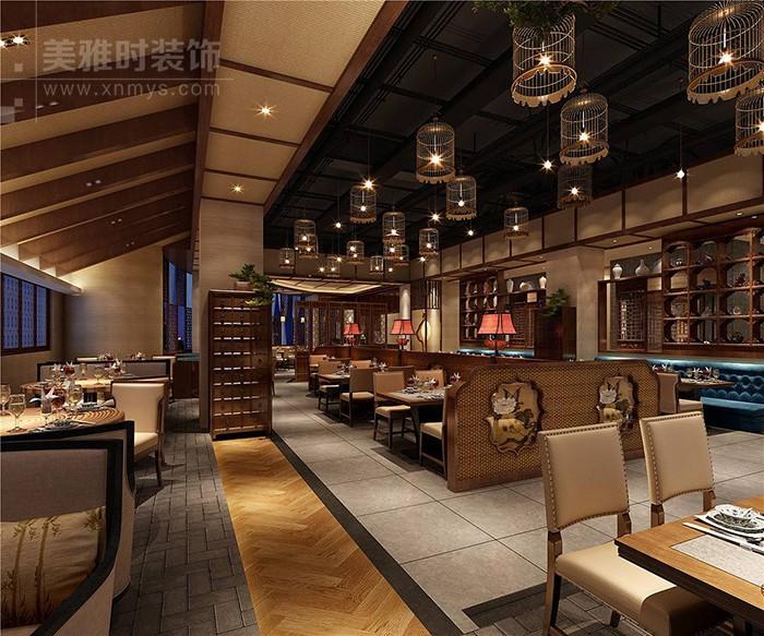餐饮空间设计类别及环境特点