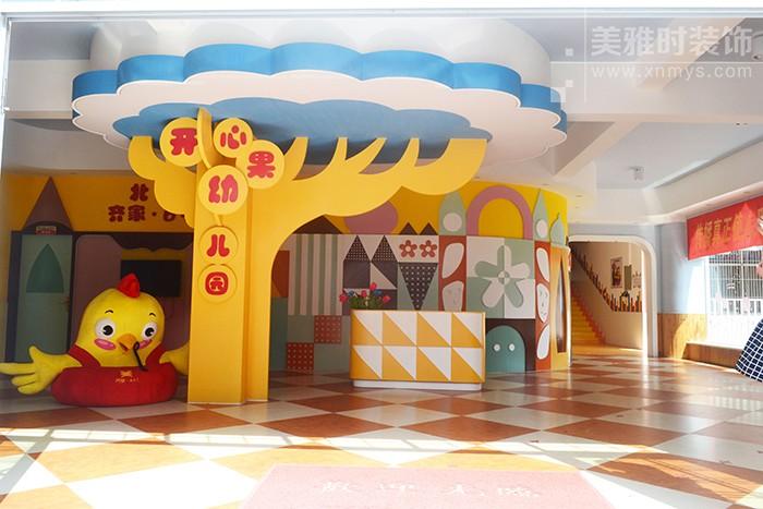 幼儿园大厅该如何装修设计