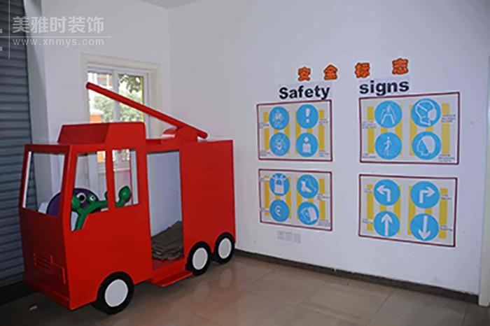 幼儿园装修不得不重视的主题-安全