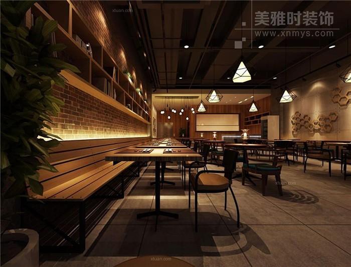 餐饮店装修 餐饮店文化背景墙该如何设计