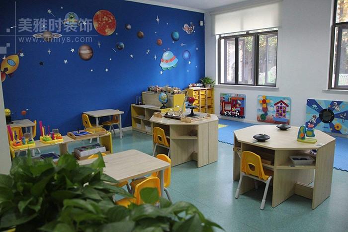 新装修的幼儿园放多久就可以入园了了