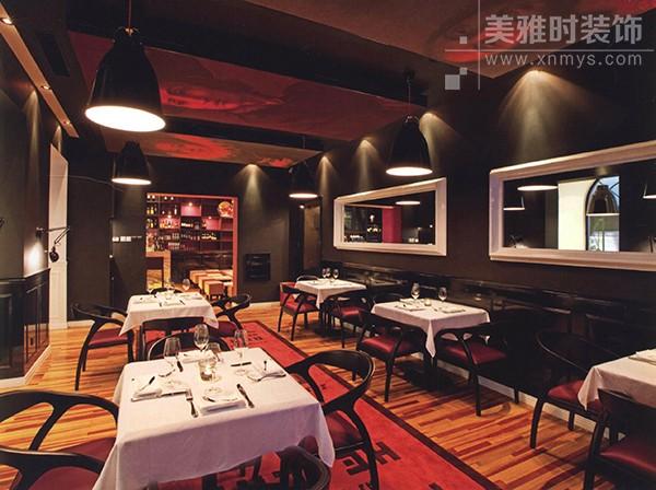 特色餐厅装修公司之主题特色
